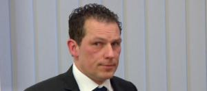 Der Bürgerschaftsabgeordnete Jan Timke (BIW)